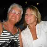 Mom and her friend Debbie Cordero